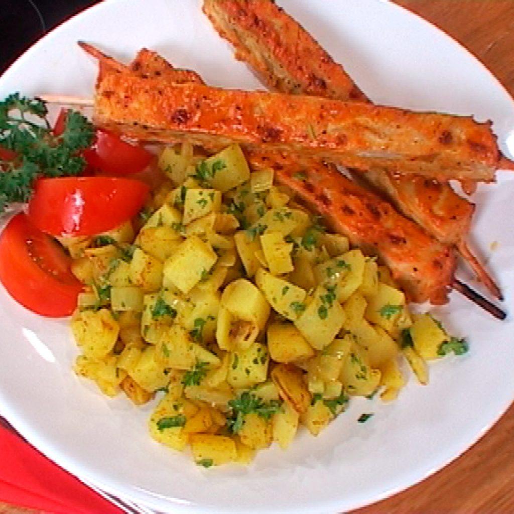 Curryperunat