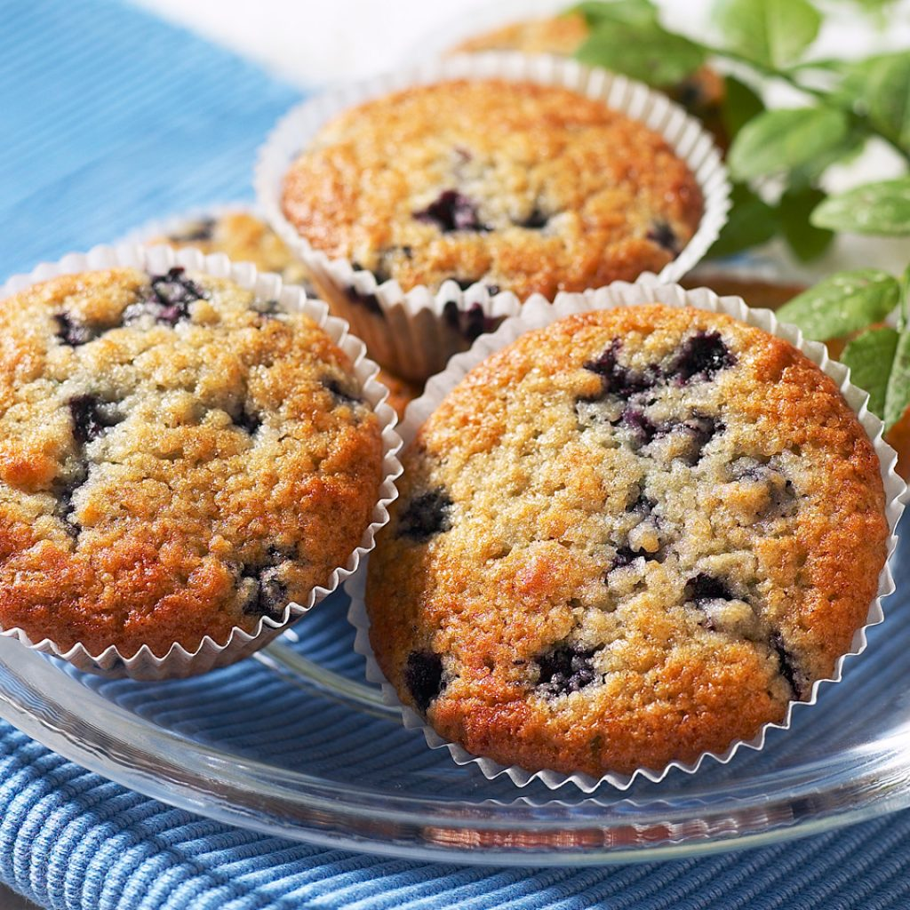 Marjaiset muffinit