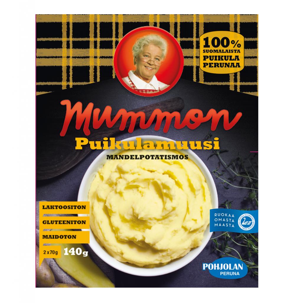 Mummon Instant Arctic Mashed Potato 140g