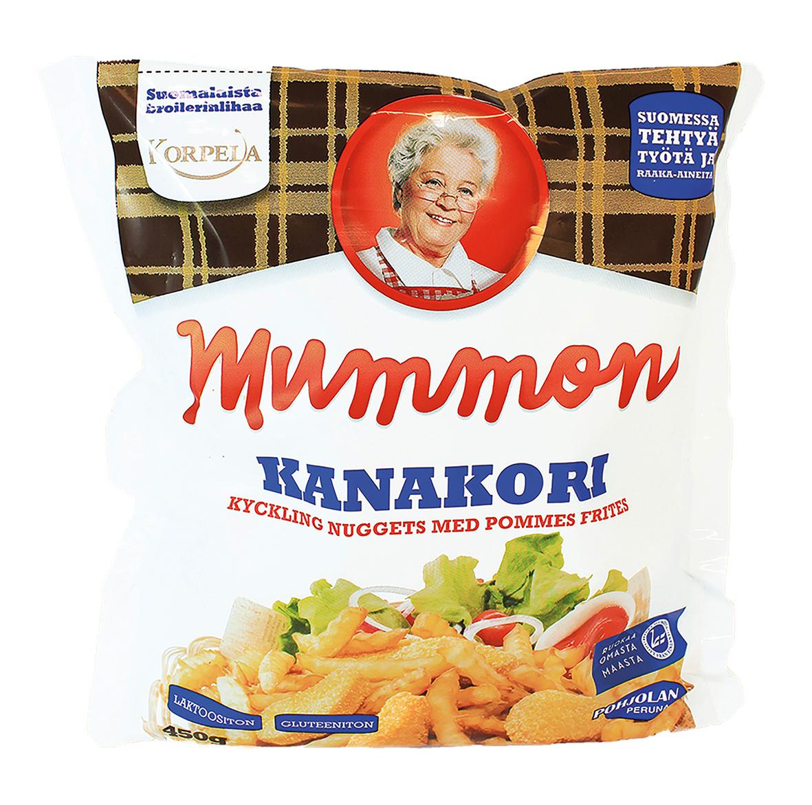 UUTUUS! Mummon Kanakori 450 g
