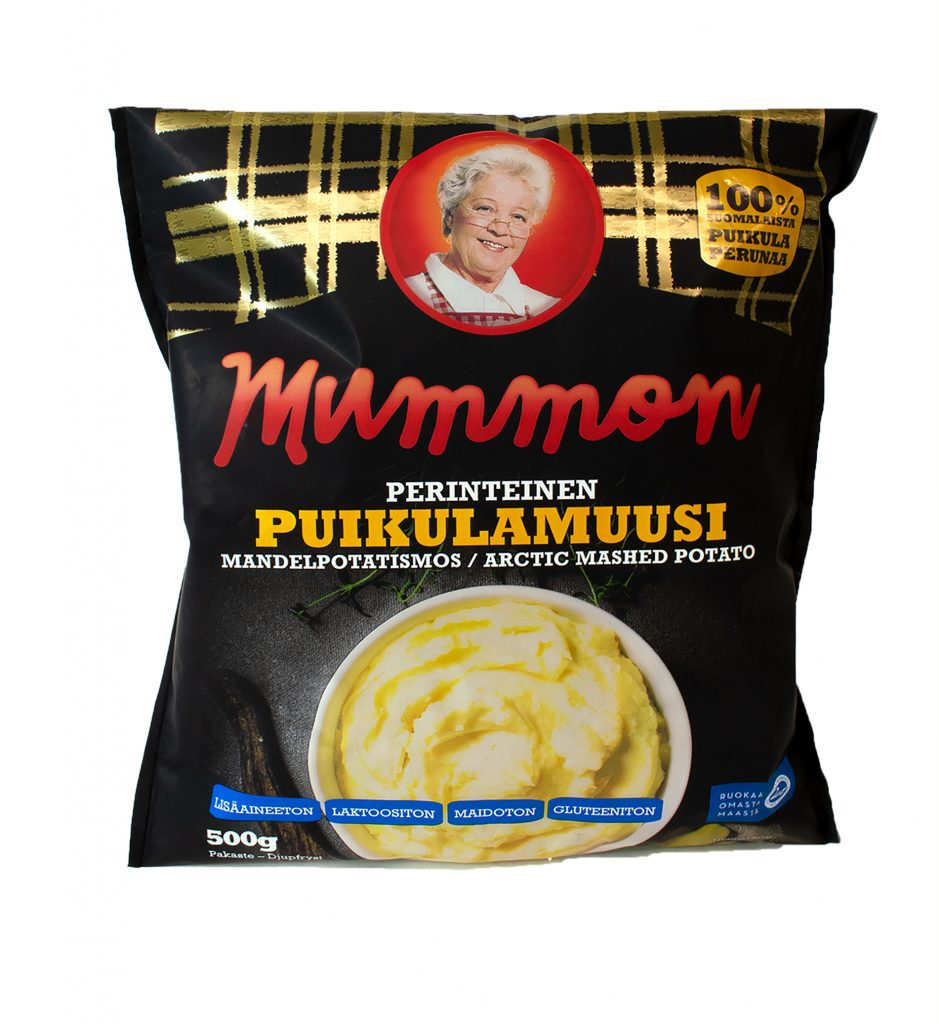 Mummon Home Style Arctic Mashed potato 500g
