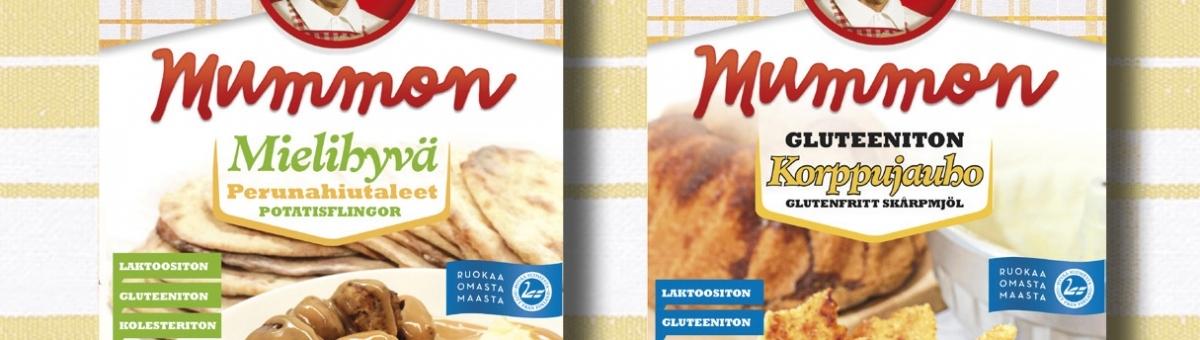 Mummon leivontatuoteperhe kasvoi